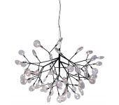 Crystal Lux EVITA SP63 BLACK/TRANSPARENT 1690/263