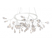 Crystal Lux EVITA SP45 D WHITE-TRANSPARENT 1691/245