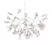 Crystal Lux EVITA SP63 WHITE-TRANSPARENT 1691/263