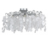 Crystal Lux TENERIFE PL8 SILVER 3181/108