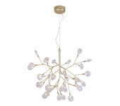 Crystal Lux EVITA SP36 GOLD/TRANSPARENT 1692/236