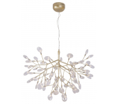 Crystal Lux EVITA SP63 GOLD/TRANSPARENT 1692/263