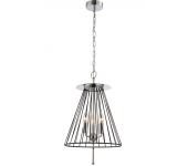 Crystal Lux MODESTO SP3 BLACK-CHROME 0970/203