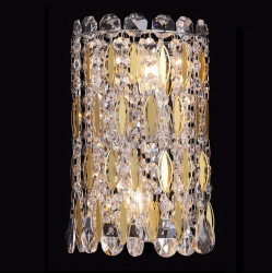 Crystal Lux LIRICA AP2 CHROME 2200/402