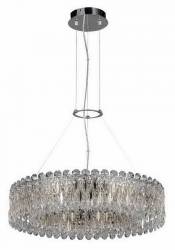 Crystal Lux LIRICA SP10 D610 CHROME/GOLD-TRANSPARENT 2201/210D